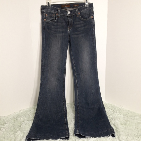Fossil Denim - Fossil blue flare jeans